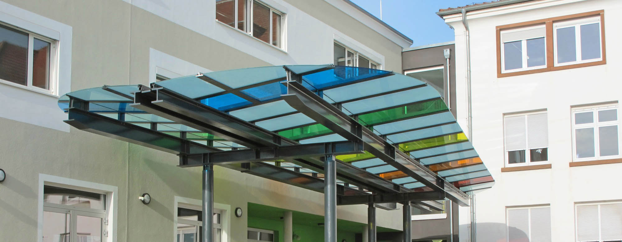 Forzon - Glass canopy 02